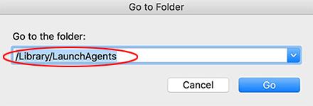 Go to Folder tool