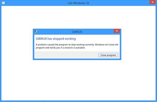 gwxux windows 7